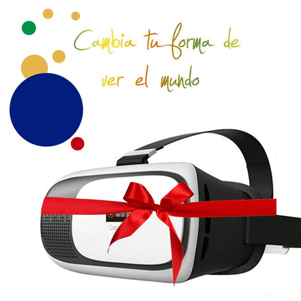 Regalo Gafa de Realidad Virtual