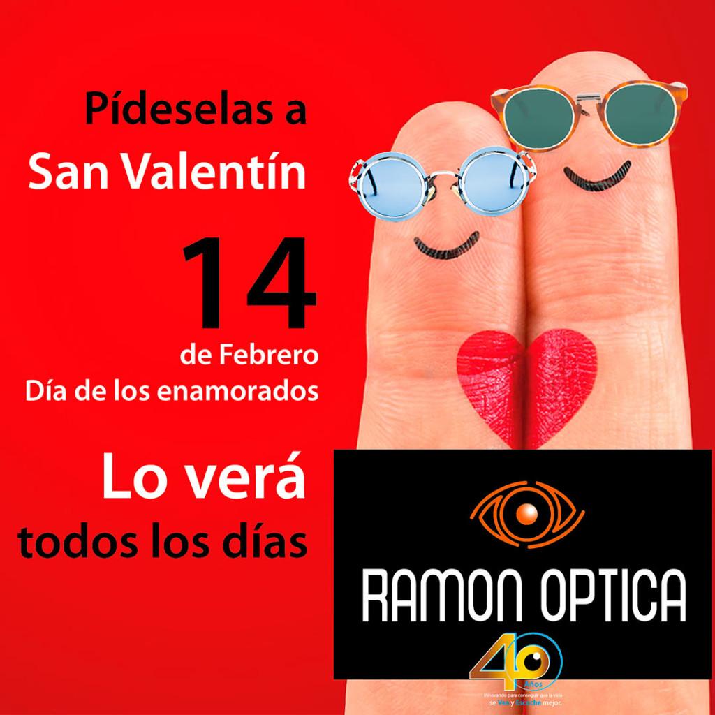 San Valentín 2018 Pídeselas