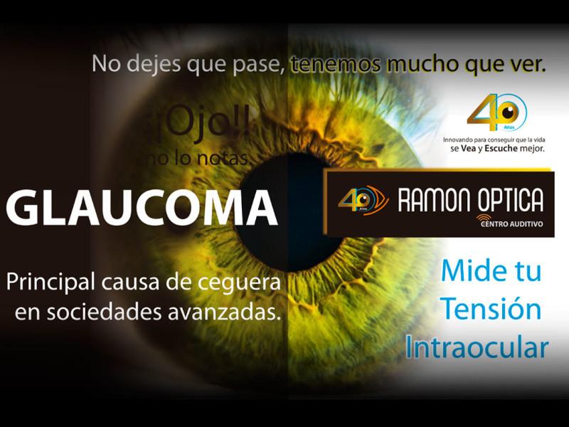 Glaucoma – mide tu tensión intraocular