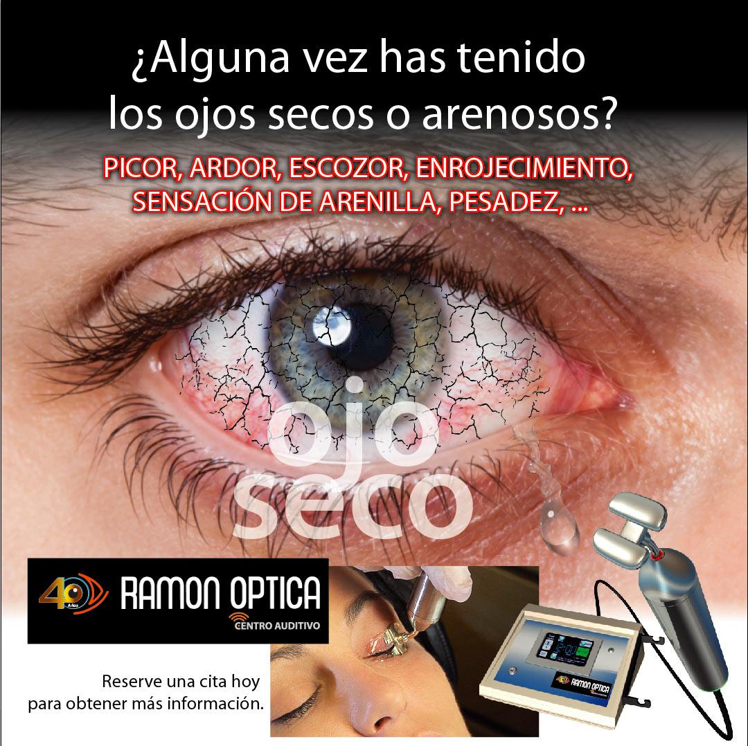 Promoción ramón óptica ojos-secos