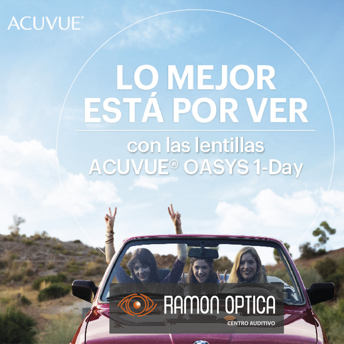 Promoción Acuvue